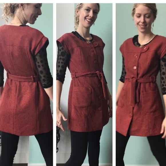 Anthropologie Jackets & Blazers - Anthropologie Blustery Days Jacket